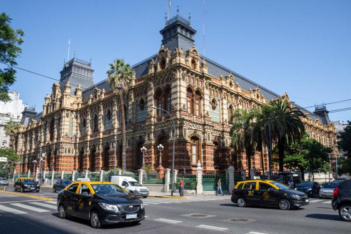 Palacio del Agua à Buenos Aires