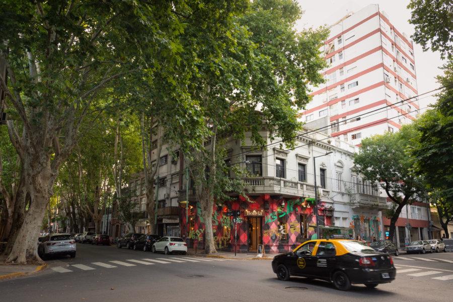 Quartier de Palermo Soho à Buenos Aires