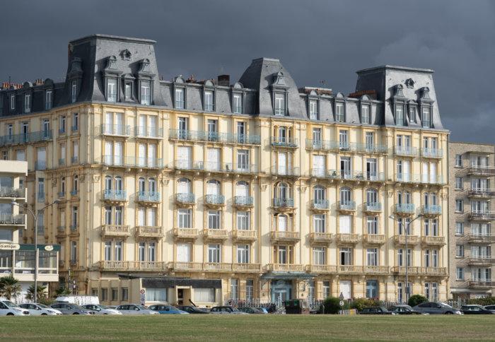 Immeuble chic à Dieppe
