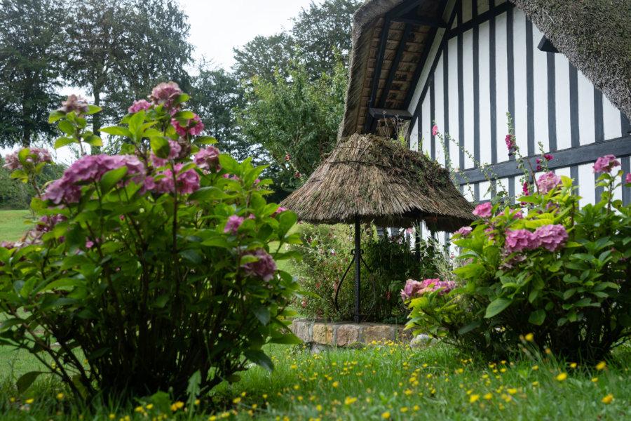 Maison traditionnelle normande