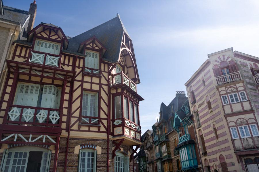 Architecture chic à Mers-les-Bains