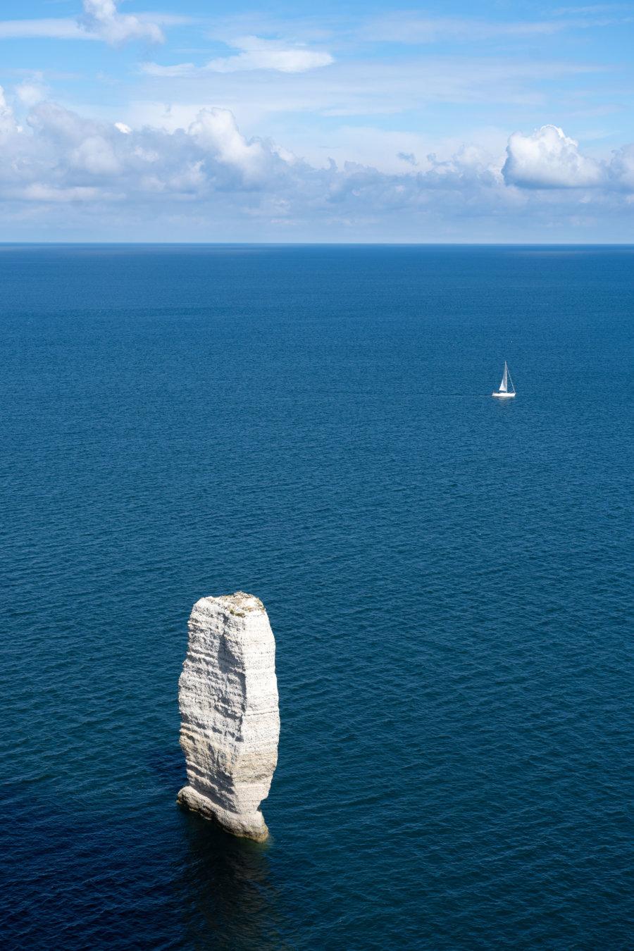 Sentier du littoral, randonnée en bord de mer à Etretat