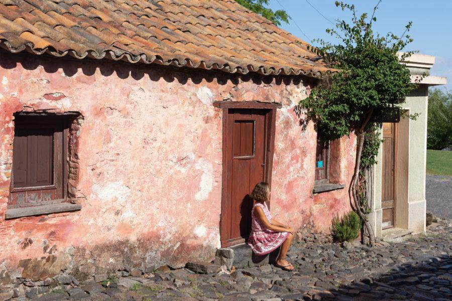 Tourisme à Colonia en Uruguay