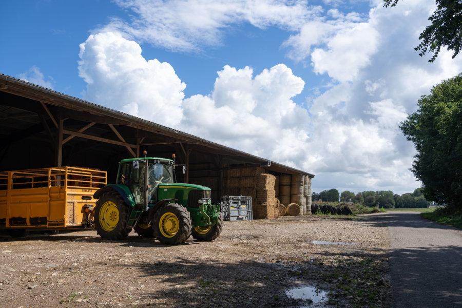 Tracteur en Haute-Normandie