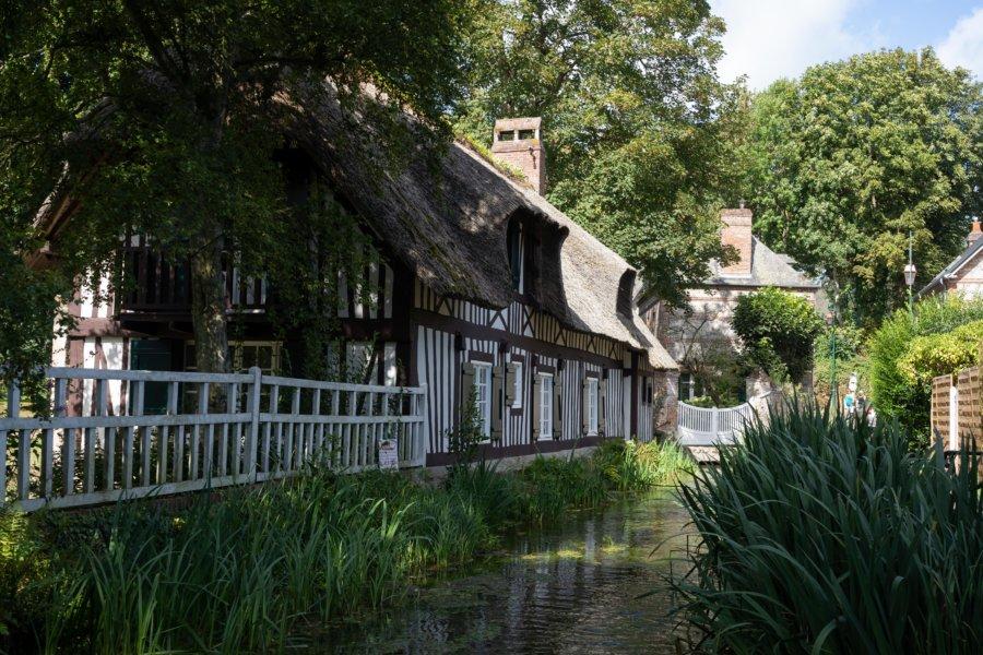 Village de Veules-les-Roses