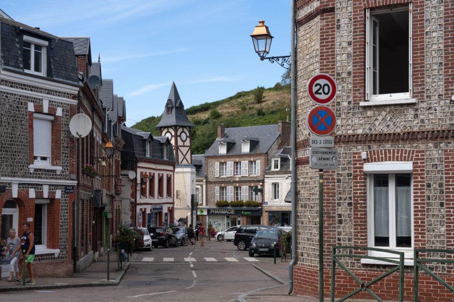 Ville d'Yport en Seine-Maritime