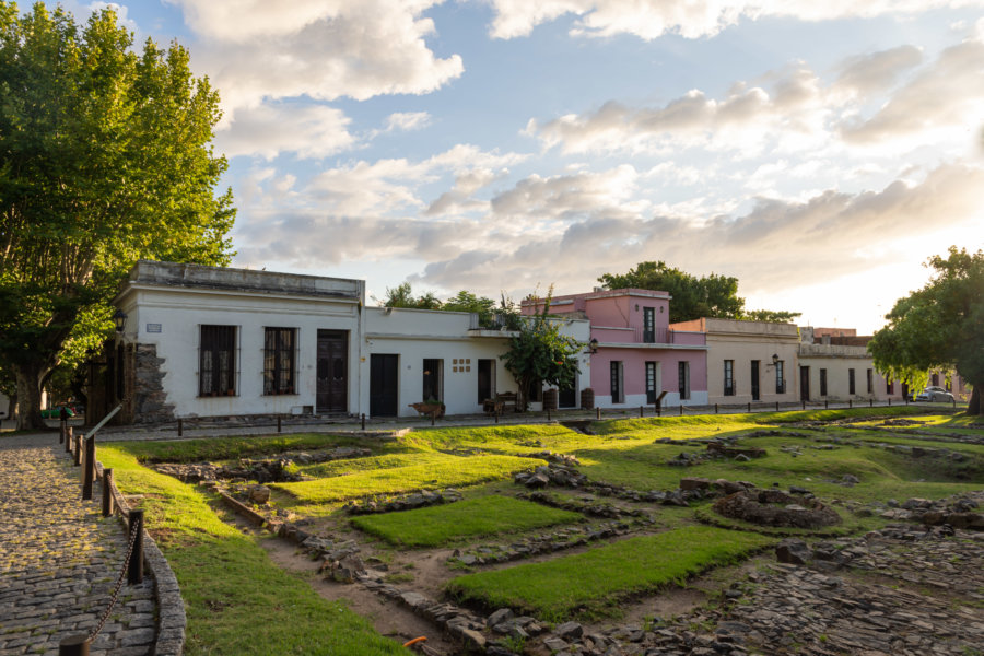 Visiter Colonia del Sacramento en Uruguay