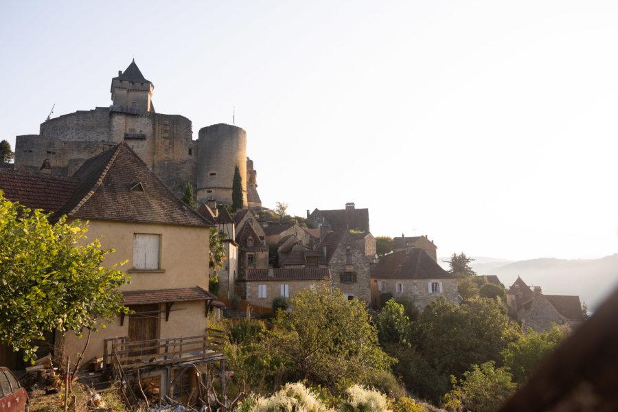 Château de Castelnaud la Chapelle en Dordogne