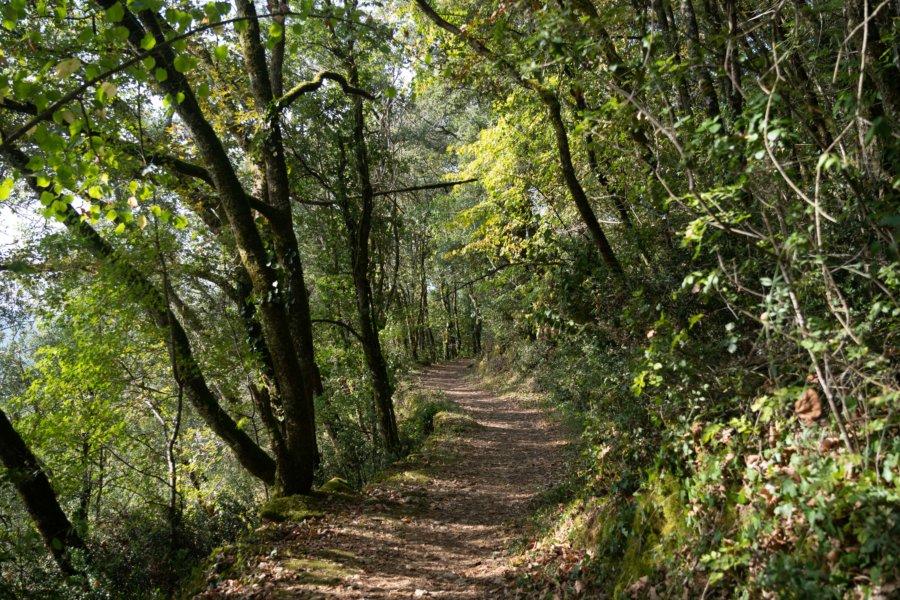 Randonnée à La-Roque-Gageac : la boucle des gabares