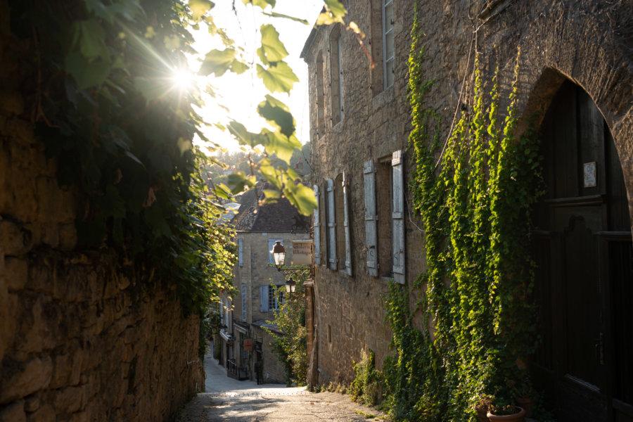 Visiter Sarlat dans le Périgord noir