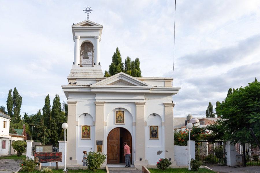 Eglise de Gaiman près de Puerto Madryn