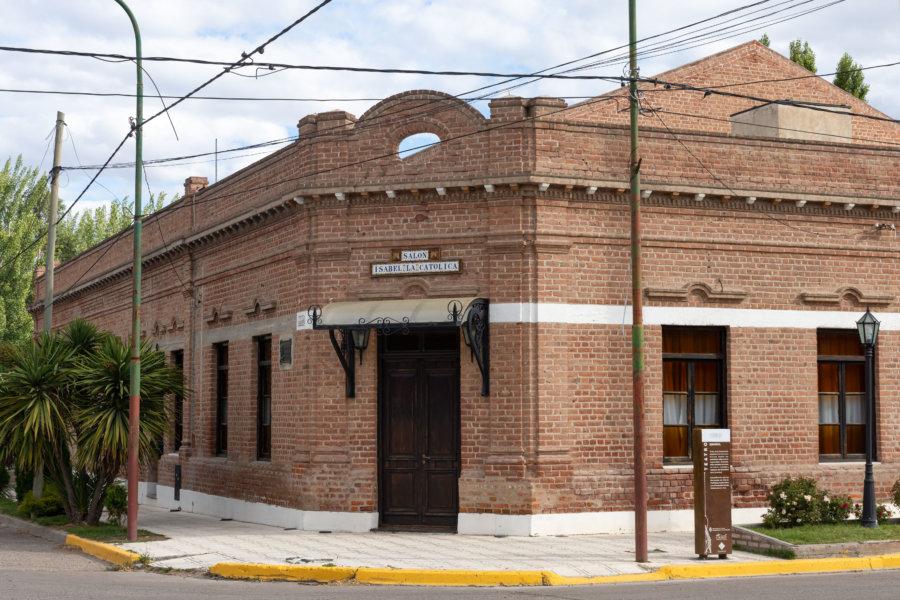 Ville galloise de Gaiman en Argentine