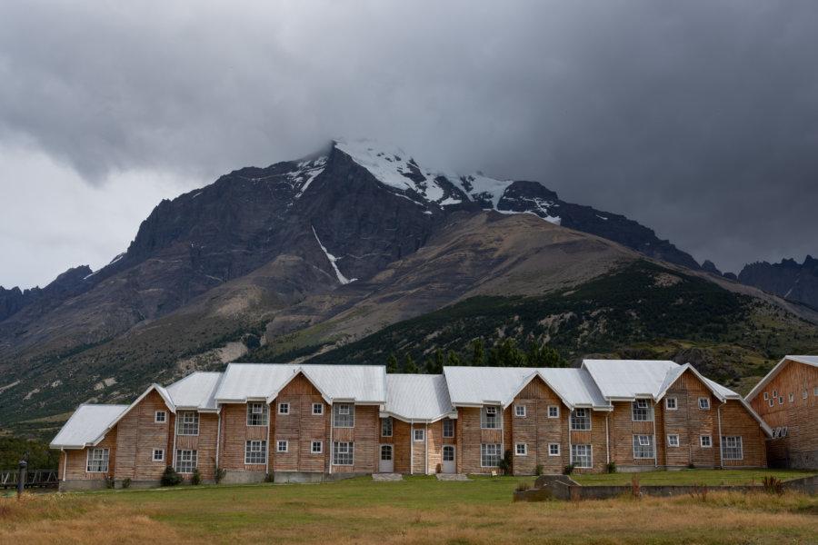 Hôtel Las Torres à Torres del Paine en Patagonie