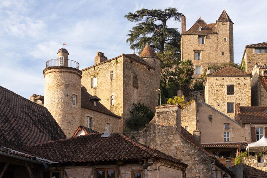 Village médiéval de Puy-l'Évêque