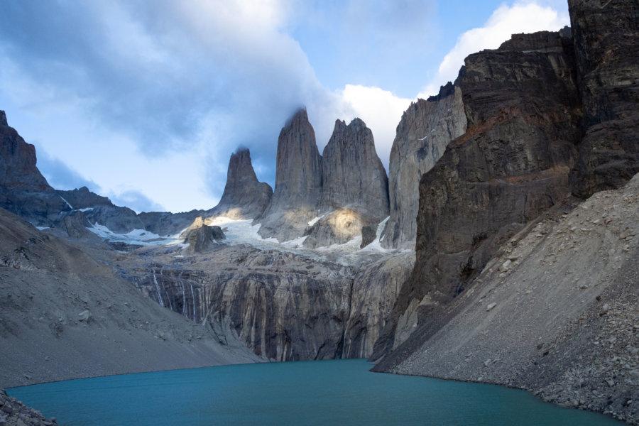 Lac et Torres del Paine, randonnée en Patagonie