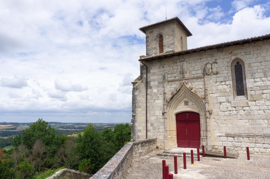 Eglise de Castéra-Lectourois