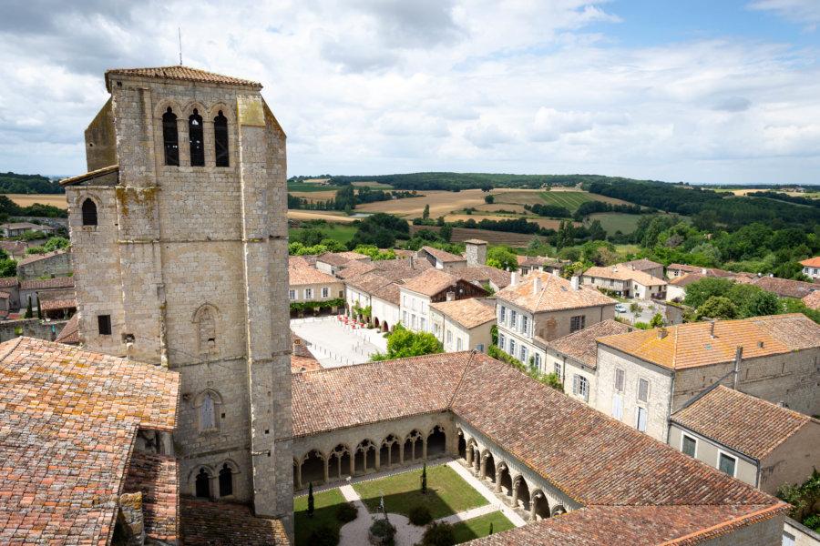 Collégiale Saint-Pierre à La Romieu