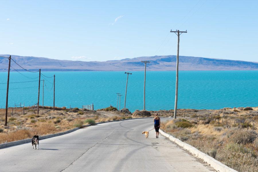 El Calafate et le Lago Argentino