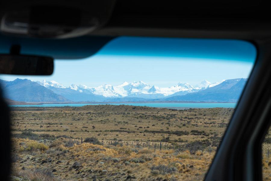 Excursion au glacier Perito Moreno depuis El Calafate