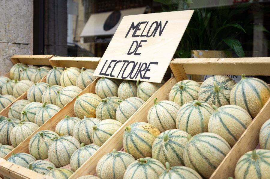 Melons de Lectoure, Lomagne