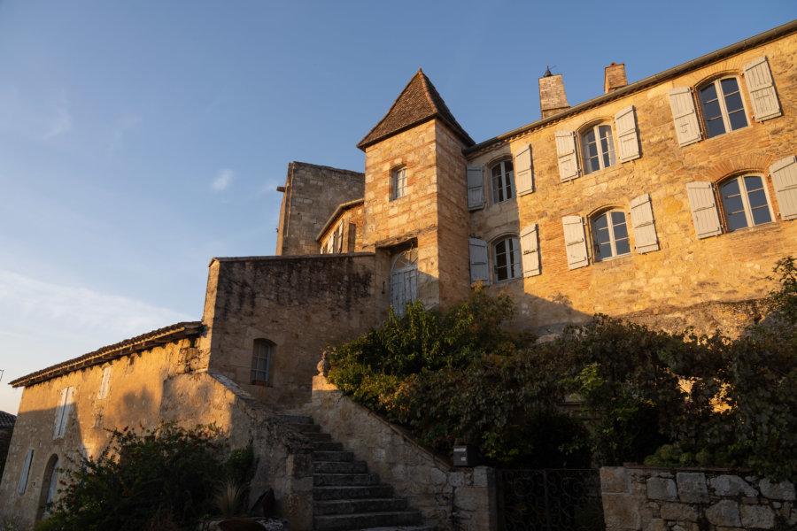 Village de Lachapelle, Tarn-et-Garonne