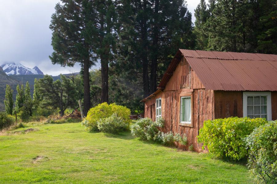 Casa Madsen à El Chaltén, Patagonie argentine