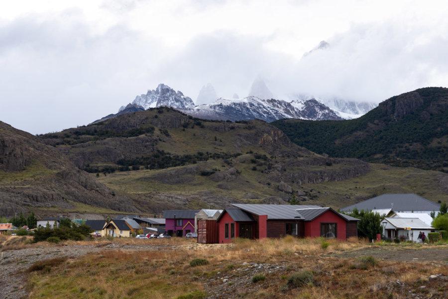 El Chaltén, village de Patagonie argentine