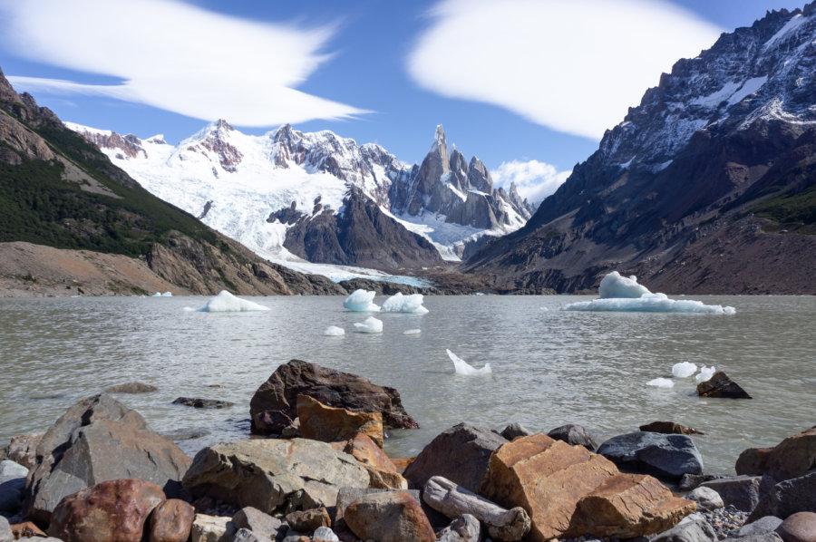 Laguna Torre, Los Glaciares, El Chaltén