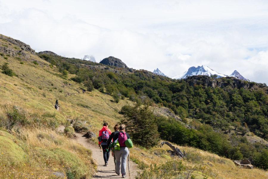 Randonnée à la Laguna de los tres depuis El Chaltén