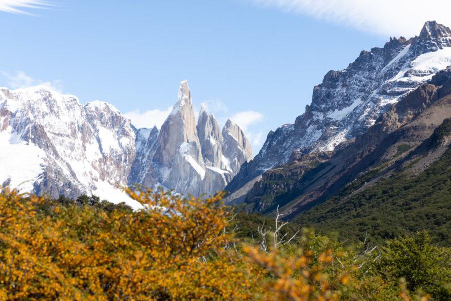Randonnée Laguna Torre depuis El Chaltén, Patagonie