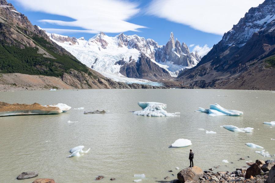 Trekking à la Laguna Torre en Patagonie argentine