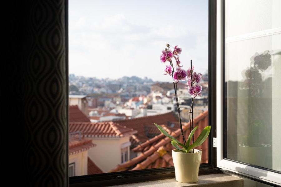 Appart avec vue sur Lisbonne, Portugal