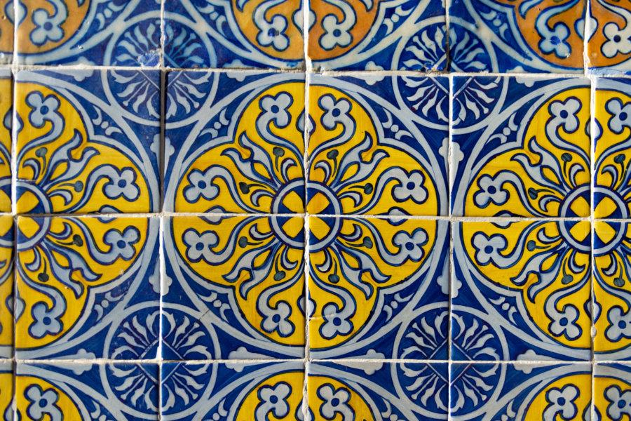Azulejo dans une rue de Lisbonne