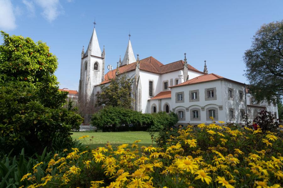 Église Santo Condestavel à Campo de Ourique