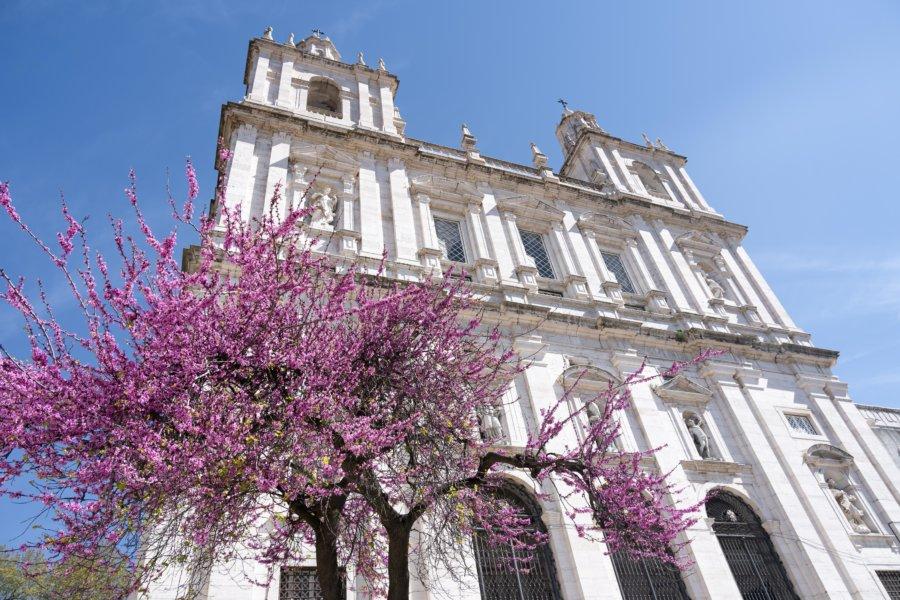 Église São Vicente da Fora à Lisbonne