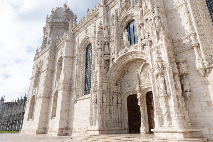 Monastère de Hiéronymites à Belém, Lisbonne