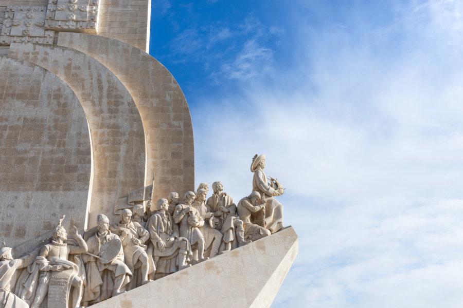 Monument des découvertes à Belém, Portugal