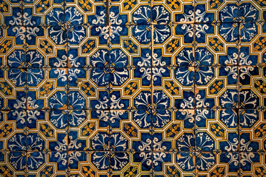 Musée des azulejos à Lisbonne