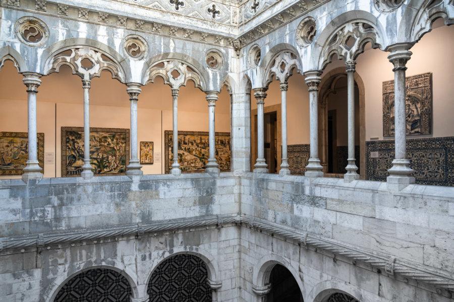 Musée de l'Azulejo à Lisbonne