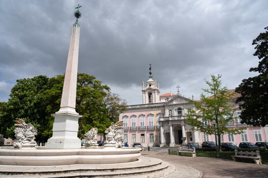 Palais Necessidades à Lisbonne
