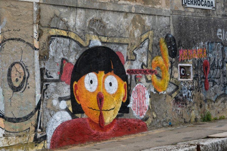 Street art à Almada, Lisbonne