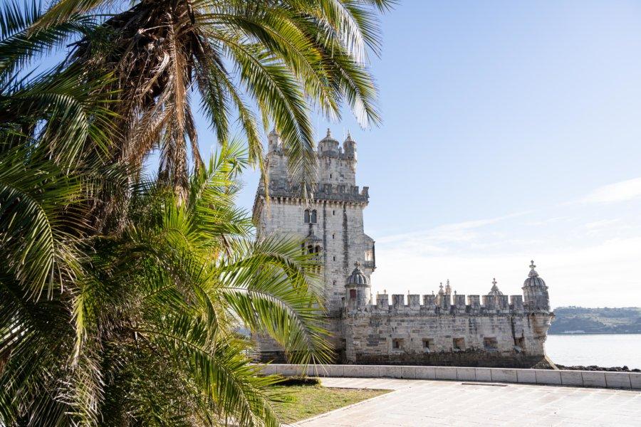 Visite de la tour de Belém à Lisbonne