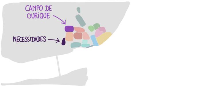 Carte Campo de Ourique Lisbonne