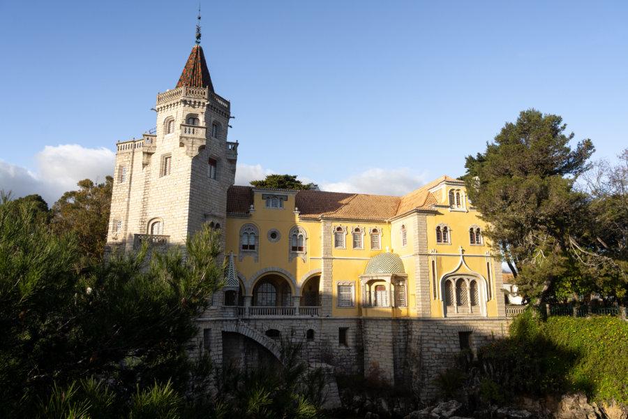 Museu Condes de Castro Guimaraes à Cascais