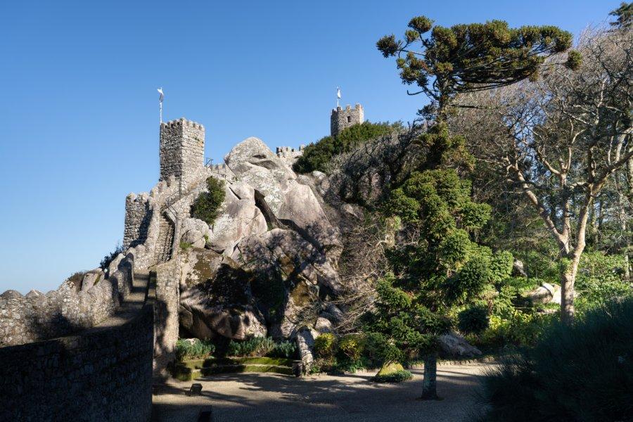 Château des Maures à Sintra