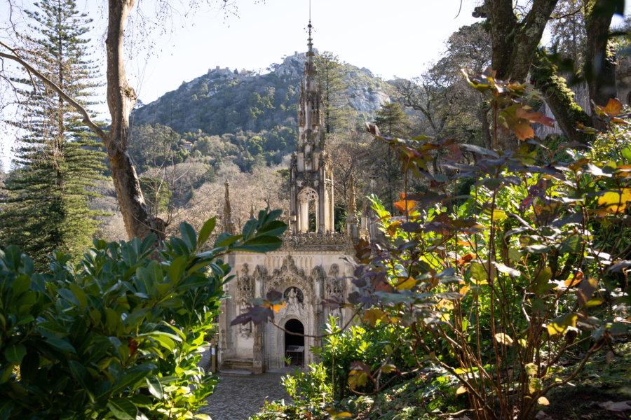 Excursion depuis Lisbonne : Quinta da Regaleira à Sintra
