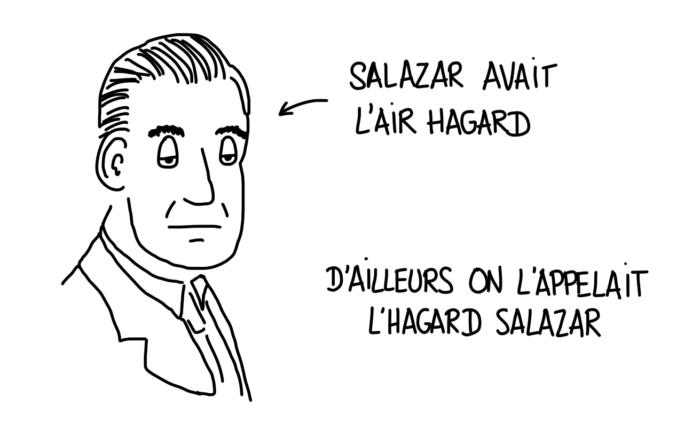 L'hagard Salazar