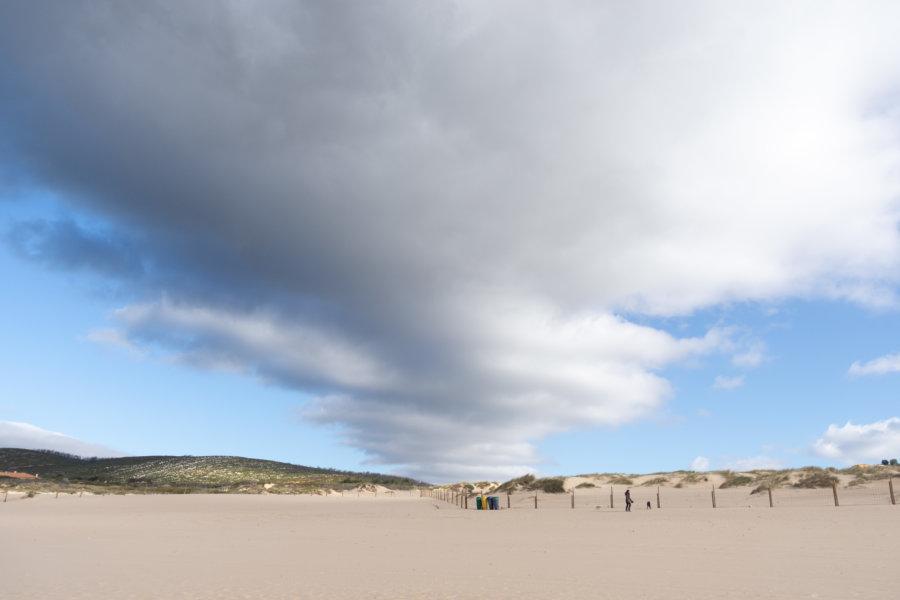Praia do Guincho près de Cascais, Portugal