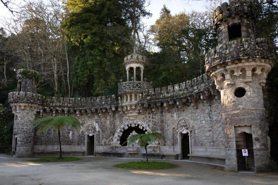 Quinta da Regaleira, monument de Sintra au Portugal