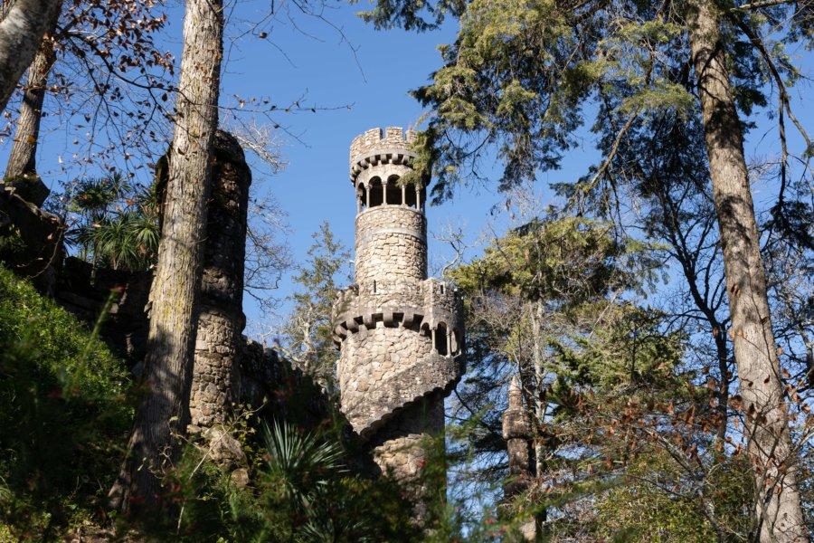 Visite de la Quinta da Regaleira à Sintra